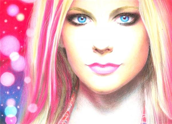 Avril Lavigne par Jair32